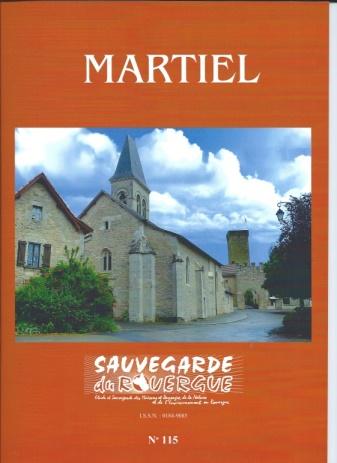 Martiel Sauvegarde du patrimoine