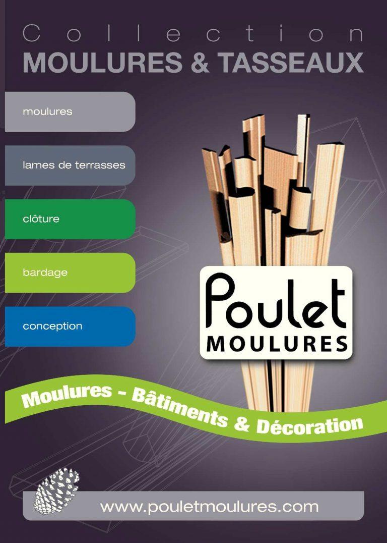 Poulet Moulures