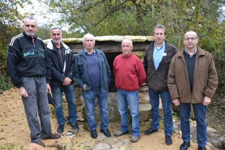 Les 2 puits de Massar restauré - 2014